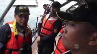 Menolak Diperiksa, Kru Kapal Yang Melanggar Malah Menantang Petugas - Customs Protection