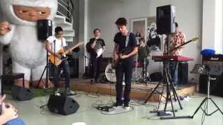 Sweet#hart - Closure in Moscow Live cover by Dylan H and Rockademy Thailand Staff