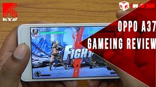 Hindi | oppo A37 Gameing Review | know your gadget