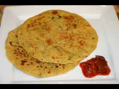 Gujarati Thepla Recipe, Indian Cuisine