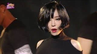 [HOT] Gain - 24 hours, 가인 - 24 시간이 모자라, Celebration 400th Show Music core 20140308