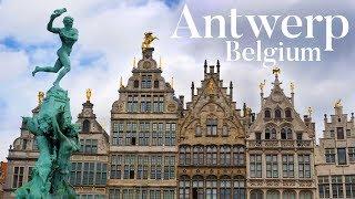 MOVED TO TEARS IN ANTWERP, BELGIUM (LONELY PLANET BEST IN TRAVEL 2018) | Eileen Aldis