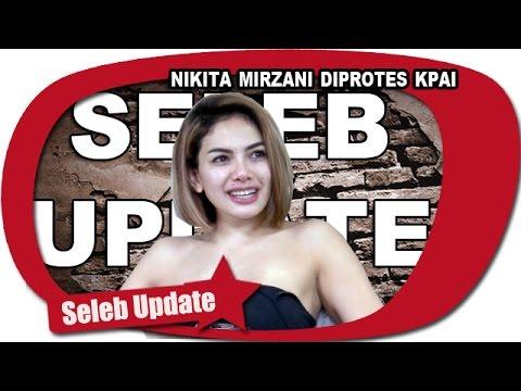 BEGINI TANGGAPAN NIKITA MIRZANI DIPROTES KPAI SOAL VIDEO MANDI KUCING