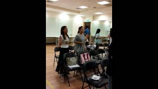 Tian mu Baptist Church!  (Jota)