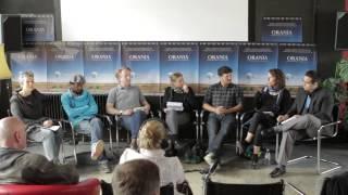 2013-05-08 - ORANIA - Podiumsdiskussion im Sputnik