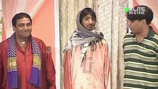 Best Of Gulfaam and Sajan Abbas New Pakistani Stage Drama Full Comedy Funny Clip