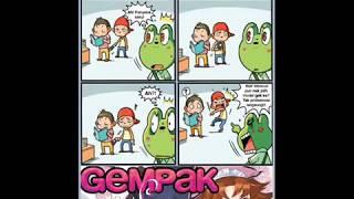 Comic Lawak Kampus In Video