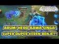 Download Video Singa dalam MOBA! Emejing! Super KEREN! Arum! - Arena of Valor AOV 3GP MP4 FLV