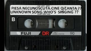 Unknown song year's 1994 -1999 No.34 (Dedicata celor care si-au pierdut tatal)