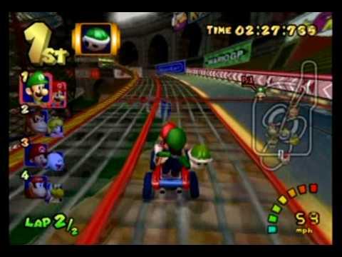 Mario Kart Double Dash Special Cup 150cc Part 1