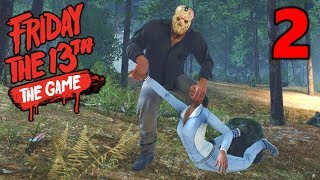 [2] Get Out Of The Car II: The Revenge!!! (Let's Play Friday The 13th The Game)