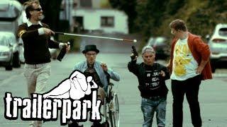 Trailerpark - Endlich normale Leute   prod. by Tai Jason (Official Video)