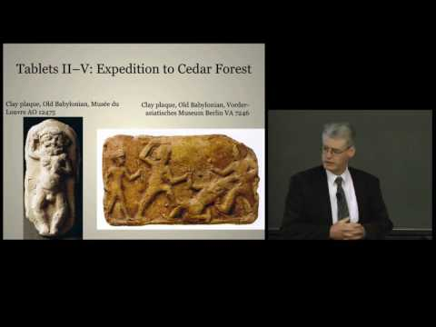 The Epic of Gilgamesh Lecture by Andrew George