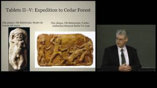The Epic of Gilgamesh, Lecture by Andrew George