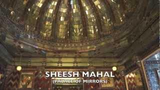 [Singapore Travel Blog] Udaipur City Palace Sheesh Mahal (Mirror Palace) & Manak Mahal (Ruby Palace)