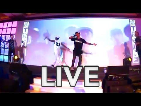 Live Cover Dance Young Lex Ganteng Ganteng Swag GGS Explicit Karena Fak Tidak Disensor