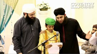 Al-Madinah Students with Hafiz Ahmed Raza Qadri | 2nd Annual Coventry Mawlid Procession
