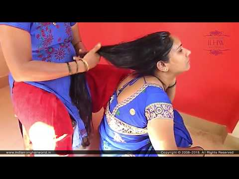 Scalp Massage To Prevent Hairfall And Help Hair Growth | Hair Oiling | Head Massage