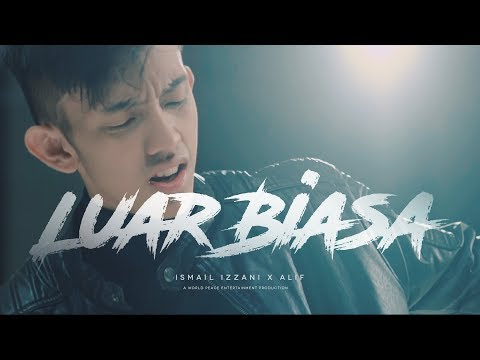 Xxx Mp4 Ismail Izzani Luar Biasa Ft Alif Official MV 3gp Sex