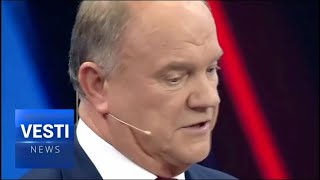 Zyuganov Advises US Secretary of State to Reconsider His… Presumptuous Plans for Russia in 2018