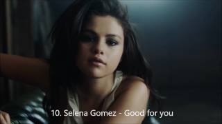 Top 25 Canada Songs Of The Week September 12, 2015 Charts Music Hit