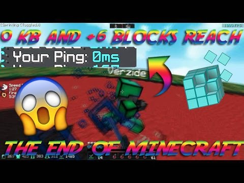 🌐 0 KB AND +6 BLOCKS REACH 🌐 | 💥 HAVE 2 MS +500 FPS VERZIDE 💥 1.9 ✔️ 1.7 ✔️