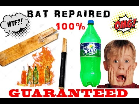 Xxx Mp4 HOW TO REPAIR AN OLD BAT AT HOME WITH PLASTIC WASTE BOTTLES CHEAP AND EASY BESTOUTOFWASTE 3gp Sex