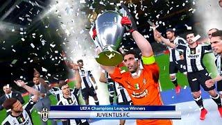 PES 2017 JUVENTUS F.C. VS. REAL MADRID C.F. UEFA CHAMPIONS LEAGUE FINAL MATCH HIGHLIGHTS PREDICTION