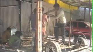 سيارة الخنفساء فولكس واجن  صناعة هندية