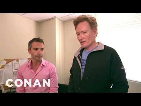 Conan Furloughs Non Essential Staffers