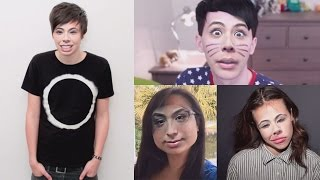 FACE SWAPPING YOUTUBERS PT. 2