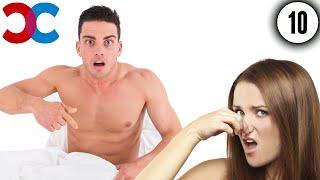 10 Disgusting Things Men do that Women Don