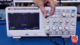 RS Pro RSDS1074CFL Oscilloscope Review