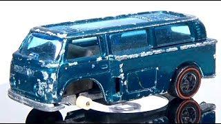 Redline Restoration: 1969 Hot Wheels Custom Volkswagen Beach Bomb