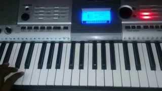 Puli Opening Song Puli Movie Keyboard Notes