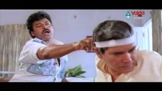 Gharana Mogudu Full Movie Part 03/13 - Chiranjeevi, Nagma, Vani Viswanath
