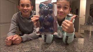 GIANT GUMMY BEAR | SKUNK FT. MIGHTYNEICY