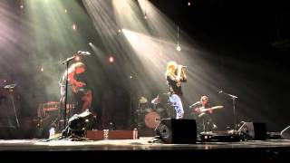 Zazie - Adieu tristesse (L'heureux Tour - Folies Bergères - 16 Mars 2016)