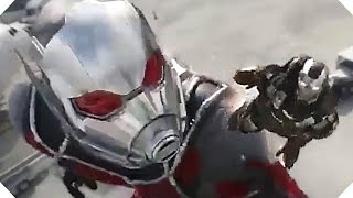 CAPTAIN AMERICA Civil War - GIANT-MAN Is Awesome - Tv SPOT