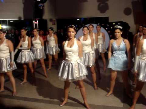 Coreografia Barbara 15 anos