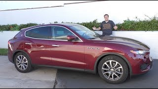Here's Why the Maserati Levante Just Isn't Worth $80,000