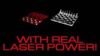 Khet Laser Strategy Game Demo
