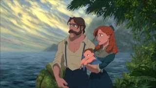 Two Worlds/İnsanlar ve Hayvanlar-Tarzan (1999)-Türkçe/Turkish