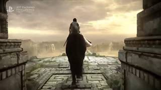 SHADOW OF THE COLOSSUS REMAKE Trailer Tokyo Game Show 2017
