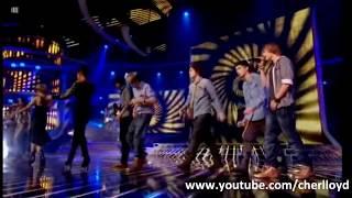X Factor Final 9 perform