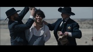 Funny Hanging scene   The Ridiculous 6 2015