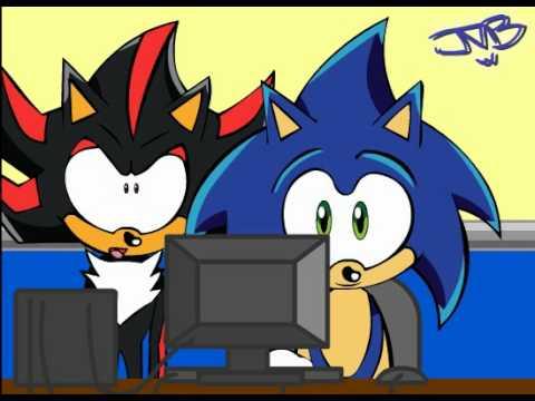German Sonic Shorts Fandub PART 1
