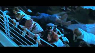 Titanic 3D   Particion del Titanic   Hundimiento