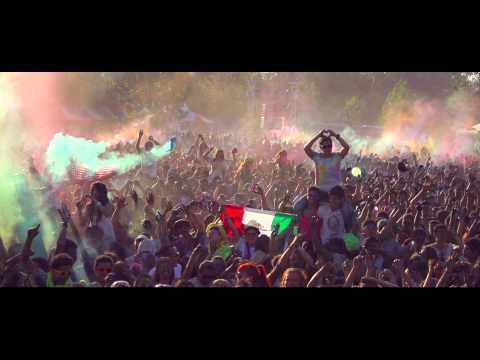 Holi Festival Of Colours Mexico City 2013