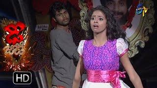 Rahul and Dharsini Performance – Dhee Jodi - 24th August  2016 – ETV Telugu